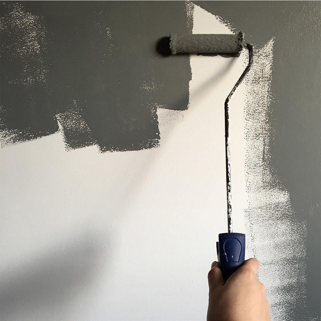 travaux de peinture boutique