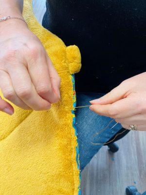 Les bases de la couture à la main